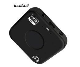 Kebidu Audio Bluetooth Ontvanger Apt-x NFC Receiver Sound Receptor Bluetooth 4.2 Audio Adapter B7 Bluetooth Muziek Ontvanger