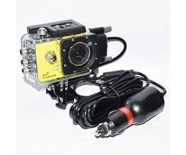 100% Originele SJCAMMotorfiets Waterdichte Case Charger voor SJCAM SJ4000 Serie SJ5000 Serie Accessoires voor SJ5000X 4 K