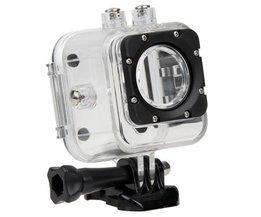 Waterdichte case box voor sjcam m10 duiksport box behuizing case voor m10 wifi sjcam hd 1080 p actie camera accessoires