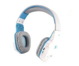 Draadloze Bluetooth Hoofdtelefoon Voor iphone 6 6 s Samsung S8 Smartphone KOTION ELKE B3505 Gaming Headset Ondersteuning NFC Met Microfoon