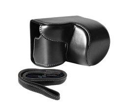 Gosear PU Beschermhoes Cover Shell Pouch Mouw Draagtas Opslag Camera tas voor Sony A6000 A6300 NEX 6 Een 6000 6300 Nex6