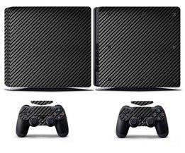 Beschermhoes Zwart voor PS4 en voor 2 controllers