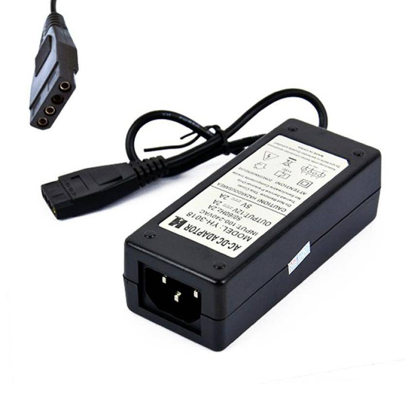 AdroitVoeding 12 V + 5 V AC Adapter voor Harde Schijf CD DVD-ROM 30S7327 drop