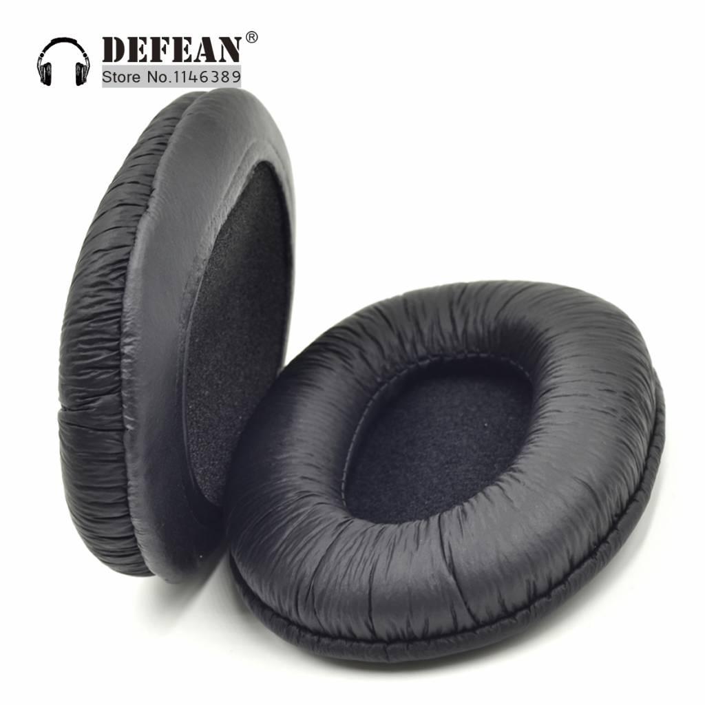Vervanging oorbeschermer kussen oorkussens earpad voor panasonic technics rp-f600 rp-htf600 rp f600