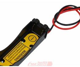 4 Stks Opladen Ontladen Controle Batterij Houder Case voor Ion 3.6 V 3.7 V 18650 17670 Cell 1S1P w/PCM Binnenkant
