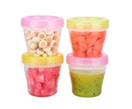 1 St Draagbare Baby Melkpoeder Formule Dispenser Voedsel Container Zuigelingenvoeding Opbergdoos Reizen Flessen Voor Baby Kids Care
