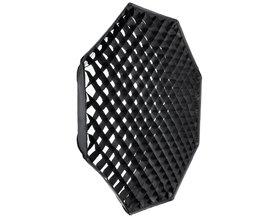 """Godox 120 cm/47 """"120 cm Zwart enkele grid voor Paraplu soft box studio Foto Octagon Softbox Riflettore Flash Speedlight"""