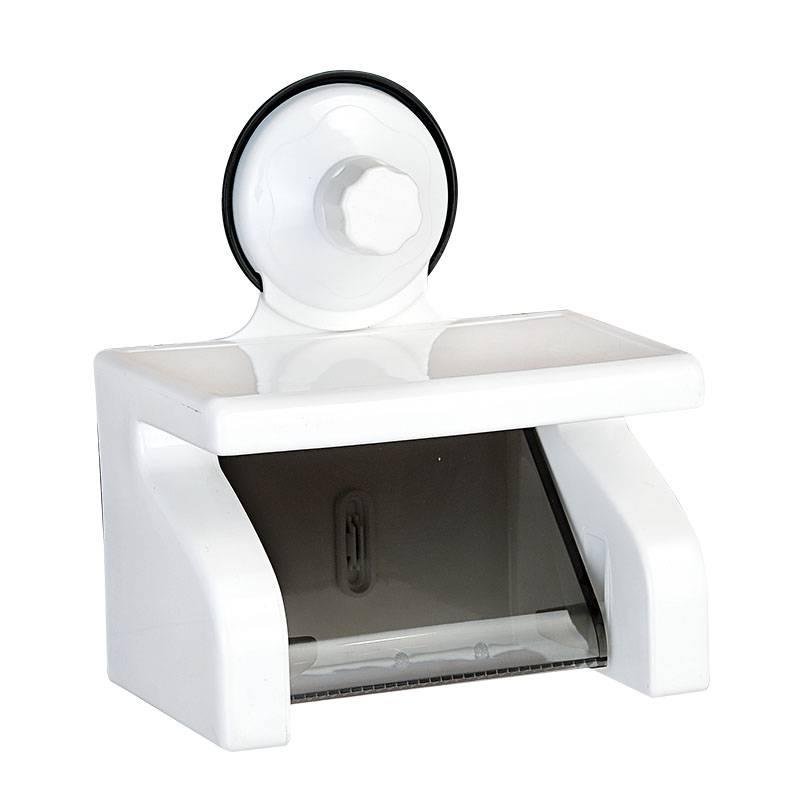 Waterdichte Wandmontage Toiletrolhouder Keuken Badkamer Accessoires Papierrolhouder Met Telefoon Pla