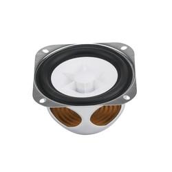 "MyXL Ghxamp 4 ""inch 102mm Bass Radiator Passieve Radiator Speaker Rubber Side Ijzeren Pot Rack Voor 4"" 5 ""inch Subwoofer DIY 2 STKS"