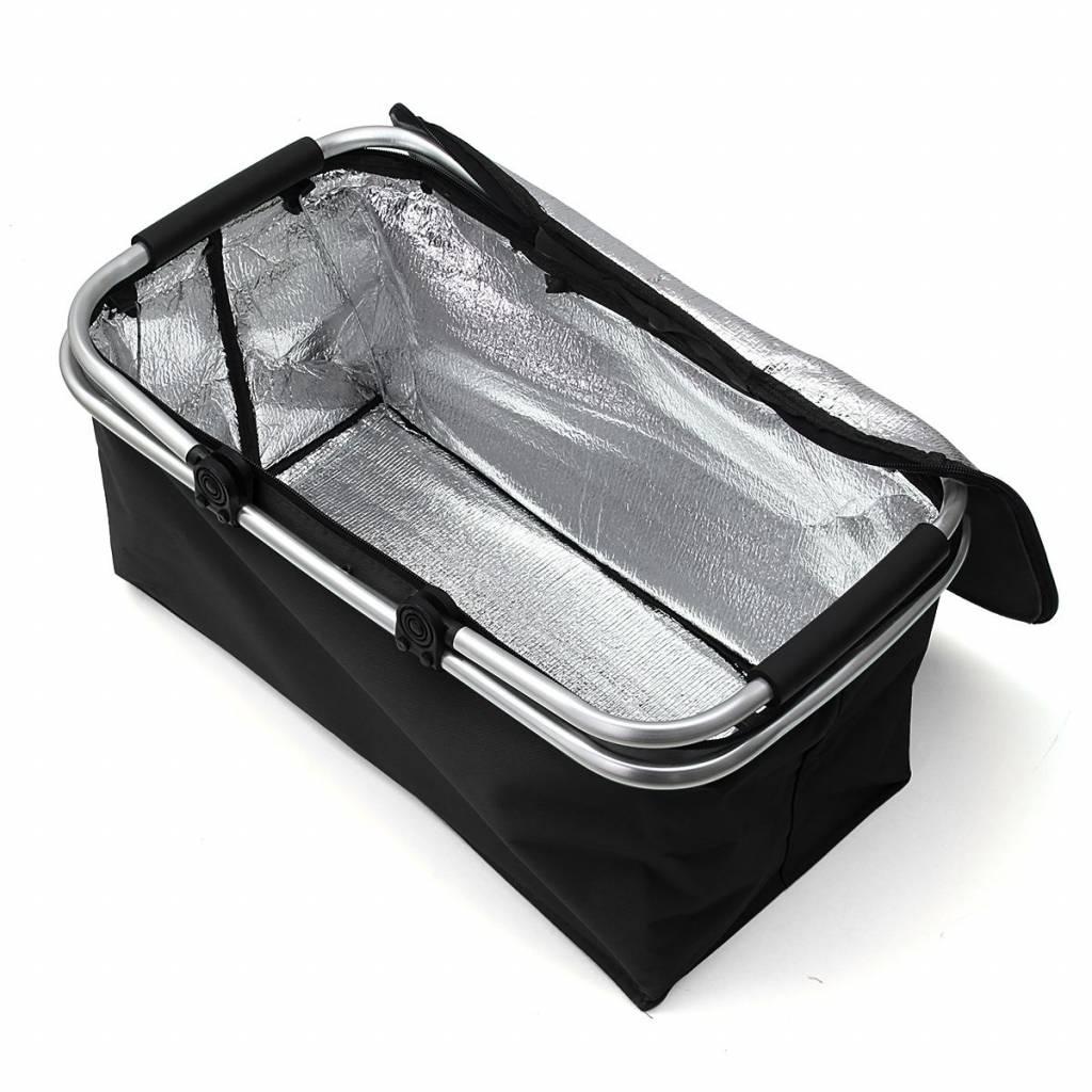 46 cm x 28 cm x 24 cm Vouwen Picknick Camping Geïsoleerde Koeler Cool Wasmand Opslag Mand Tas Doos o
