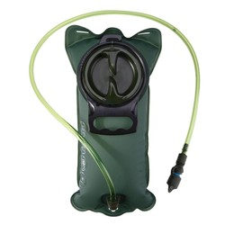 MyXL 2L TPU Bicycle Mouth Sport Water Bag Blaas Hydratatie Camping Wandelen Klimmen Militaire Groen camelback