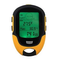 MyXL Draagbare Waterdichte Outdoor Camping Hoogtemeter FR500 Multifunctionele Running Zwemmen LCD Digitale Hoogtemeter Barometer Kompas Tool