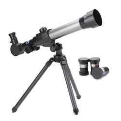 MyXL Kind Kids Telescoop Zoom Astronomische Professionele Telescoop Ruimte Astronomie Monoculaire Oculair met Doos