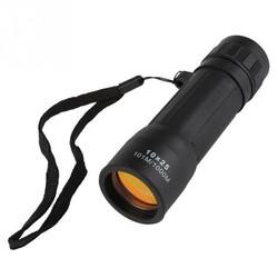 MyXL Portable 10x25 Mini Monoculaire Telescoop Handy Oculair Wandelen Jacht Camping Sport Met Bewapenen Strap
