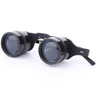 HUANDEE 2.8X34 vissen Verrekijker Zoom Telescopen Oculair bril Waterdichte Verrekijker scope lenzenvloeistof telescoop spectacles