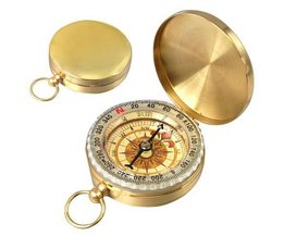 Koop Classic Messing Zakhorloge Stijl Camping Kompas