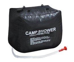 40L Solar Verwarming Wandelen Camping Camp Douche Bag Case Outdoor Wassen
