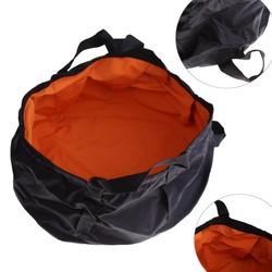 MyXL Draagbare Outdoor ultralichte 8.5L Wandelen Camping Vouwen Wastafel Emmer Outdoor Vissen Wastafel Wandelen Water Pot