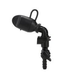 MyXL Outdoor Waterzak Siliconen Connector Rechte Drinkrugzak Zuigmond Bite Valve Essentiële Camping Wandelen Reizen Kit 9mm