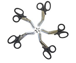 15 CM Bandage Schaar Rvs Schaar voor Sport Bandage Kinesiologie Tape Sporttape Ehbo-kit Schaar