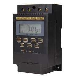 MyXL AC 220 V Digitale LCD Microcomputer Tijdschakelaar Programmeerbare Digitale Tijdrelais Controller KG316T 1 min-168 h