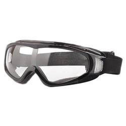 MyXL Airsoft Goggles Paintball Clear Bril Wind Dust Bescherming Motorfiets, zwart