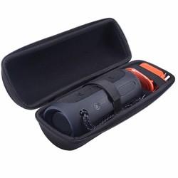 MyXL LEORY Reizen Dragen Beschermende Carry Cover Case Voor JBL Flip4 Draadloze Bluetooth Speaker Extra Ruimte voor Plug & Kabels