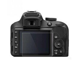 0.33mm HD Krasbestendig MembraanType Versterkte Glas SLR Camera Scherm Beschermfolie Voor Nikon D3200/D3300