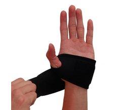 Sport Polsband Verstelbare Pols Guard Band Brace Ondersteuning Carpaal Pijn Wraps Bandage Bandage Pols Brace Ondersteuning