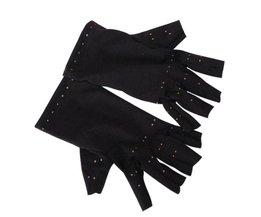 1 paarKoperen Handen Artritis Handschoenen Therapeutische Compressie Mannen Vrouw Circulatie Grip