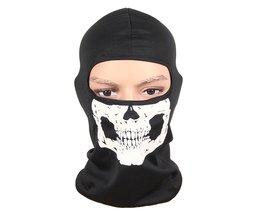 Outdoor Winddicht Fiets Masker Winter Warm Half Gezichtsmasker Fietsen Sport Masker Stofdicht Bike Gezicht Shield Fietsaccessoires