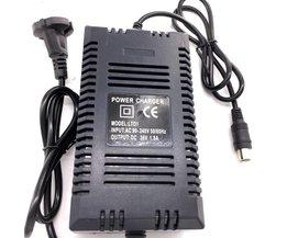 EU Plug 36 v charger smart elektrische scooter charger 36 v loodaccu lader 1.8A 36 V RCA OUTPUT