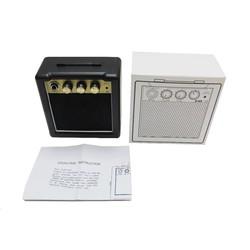 MyXL Gratis Schip. RMS-10 3 W DraagbareMini Gitaar Versterker/Luidspreker 9 V Batterij voeding draagbare mini gitaar versterker