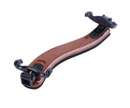 4/4 Full Size Verstelbare Maple Hout Viool Schoudersteun Ondersteuning Viool Schoudersteun Plastic EVA Gevoerde Fiddle Viool