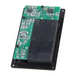 MyXL Yibuy Elektrische Viool Silent EQ Pickup Piëzo met Hoofdtelefoon en Plug Gat Kabel Set