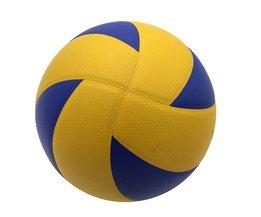JUNRUI Volleybal Officiële Gewicht en Maat 5 PU Indoor & Outdoor Training bal Match volleybal gratis geschenken netto & pomp IB298