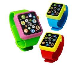 Kinderen vroege onderwijs smart watch leren machine 3 dtouch screen horloge