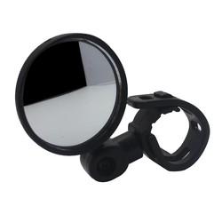 MyXL 1 Paar 360 draaien Fiets Achteruitkijkspiegel Glas Spiegel Bike Fietsen Breed Bereik Back Sight Reflector Hoek Verstelbare Stuur Spiegels