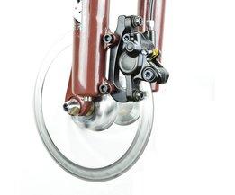 Fiets Schijfremblokken Aanpassen Tool Aanpassing Tool MTB Assistent Remblokken Rotor Uitlijning Gereedschappen Spacer R0162