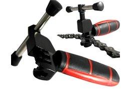 Fiets Kettingbreker Cutter Removal Tool Cyclus Solid Chain Tool Chain Pin Splitter Fiets Reparatie Tools Herramientas Bicicleta