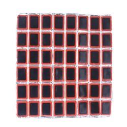 MyXL Deemount 48 Stks/set 35*25mm Fietsband Bandenreparatieset Patch Fiets Binnenband Prick Service Tool Kits Tyre Rubber Pierce Pad