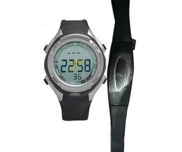 Waterdichte Pulse Draadloze polar hartslagmeter horloge Digitale cardio sensor Fitness sport Running hrm Borstband pulsometer
