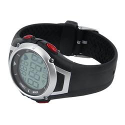 MyXL 3 Meter Waterdichte Hartslagmeter Sport Fitness Horloge Favor Outdoor Fietsen Sport Draadloze Met Borstband Hartslagmeter