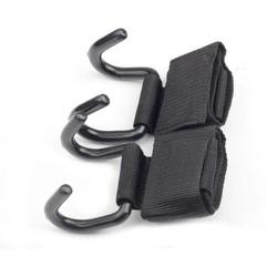 MyXL Lifting Hooks Zwart 2 Stuks