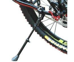 Verstelbare Fiets Kickstand Aluminium Fiets Installeren Refit Fix Kit Vervanging Fietsen Bike Rack Stand Sidestay Kick Stand