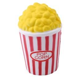 MyXL Grappig Creatieve Speelgoed Knijp Popcorn Cup Squishy Trage Stijgende Decompressie Pasen Telefoon Strap Speelgoed