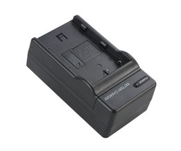 Acculader EN-EL3 EN-EL3E FNP-150 Past voor Nikon D50 D70S D100 D200 D300 D80 D90 D700 DSLR Camera Li-Batterij