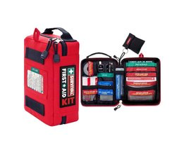 Mini Ehbo Kits Survival Gear Medische Trauma Kit Rescue Bag/Kit Auto Tas Emergency Kits