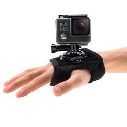 MyXL Camera Strap Wrist 360 Roterende Hand Handschoen Pols Palm Riem Frame Statief Adapter voor Gopro Hero5 Action Camera Accessoires