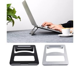Draagbare Vouwen Aluminium Notebook Laptop Cooling Pad Holder asus Lenovo Samsung Apple MacBook Pro Air <br />  Besegad